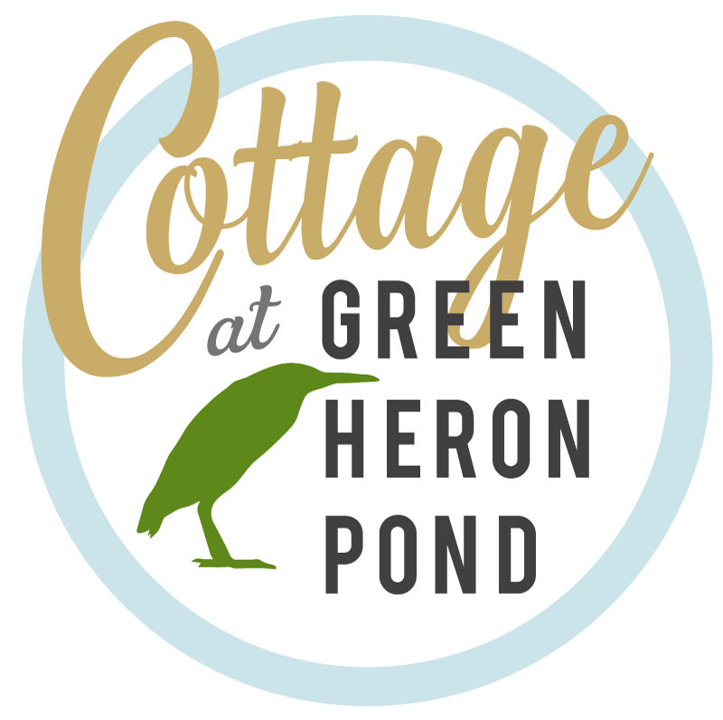 The Cottage At Green Heron Pond Logo
